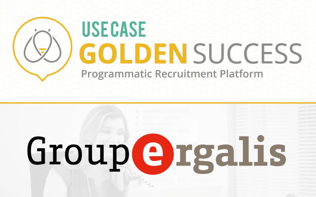 Le Groupe Ergalis et Golden Bees une collaboration innovante.
