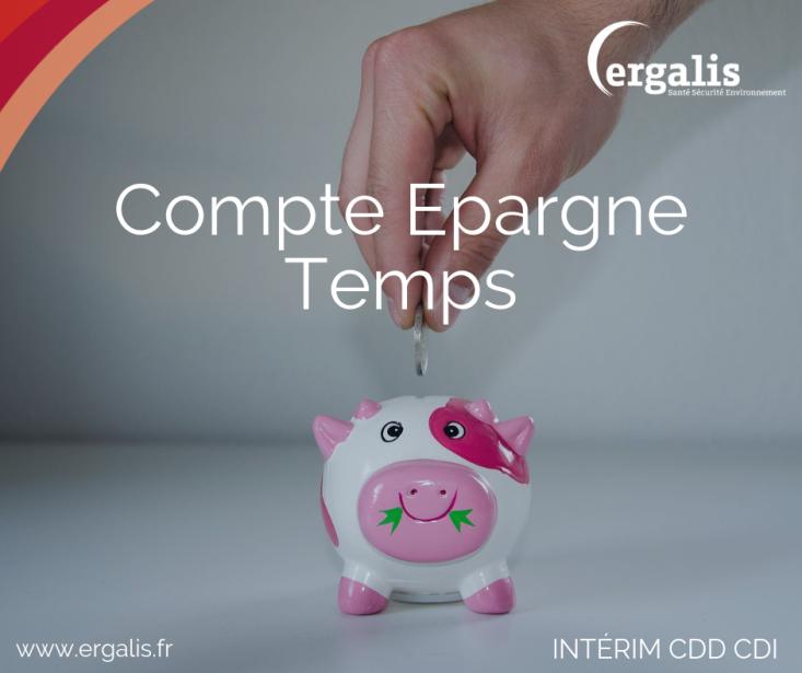 Épargnez en douceur grâce au Compte Epargne Temps d'Ergalis !