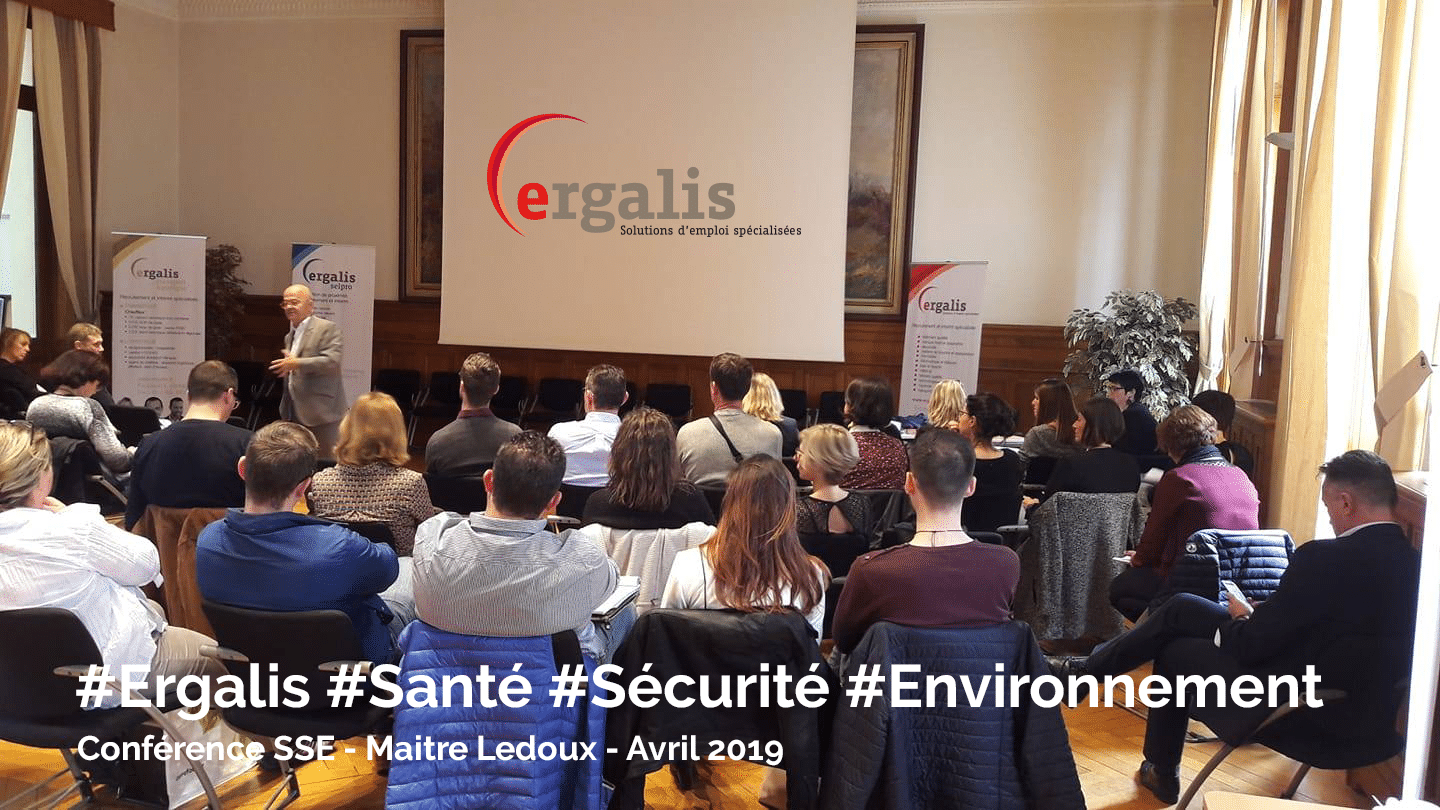 Interview de Dominique Autin, Responsable SSE du Groupe Ergalis