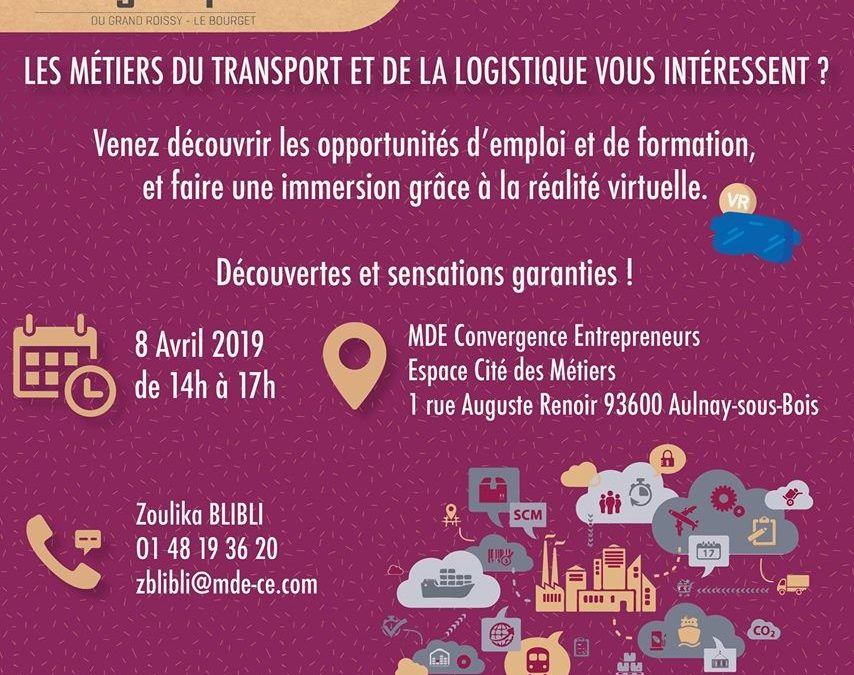 Semaine Transport et Logistique du Grand Roissy 2019