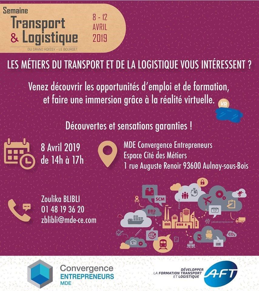 Salon Transport et Logistique