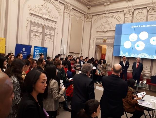 Salon emploi des bilingues chinois : Bilan participation d'Ergalis